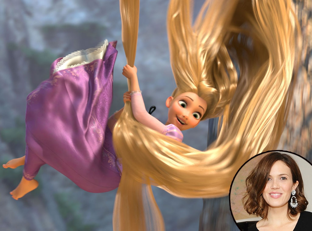 Mandy Moore, Tangled, Rapunzel, Disney Voices
