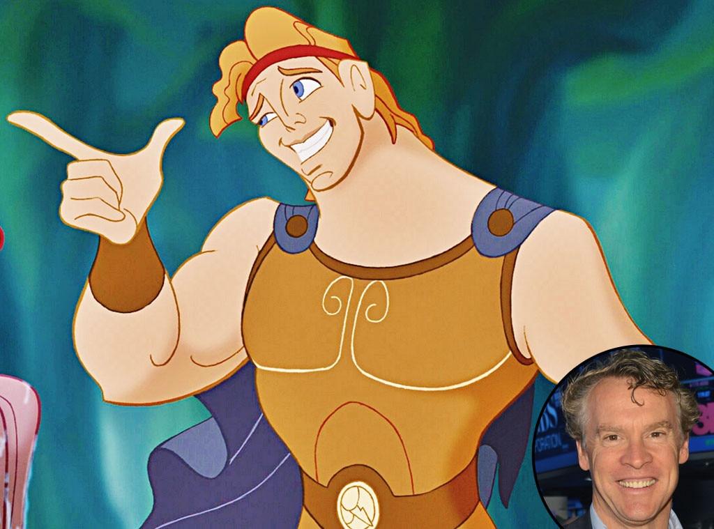 Hercules face character