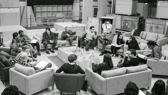 Star Wars VII Cast