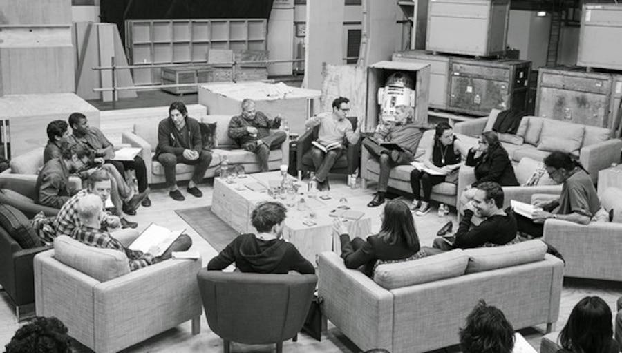 Star Wars VII Cast