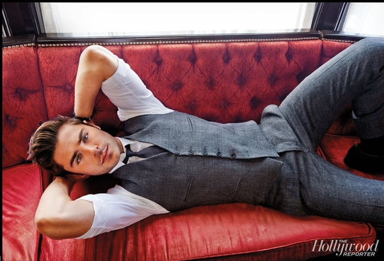Zac Efron, The Hollywood Reporter