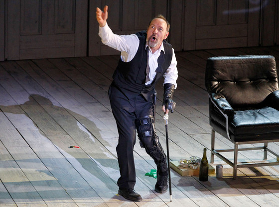 Kevin Spacey, Richard III