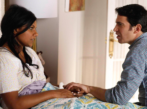 Chris Messina, Mindy Kaling, The Mindy Project