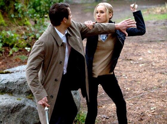 Supernatural, Misha Collins, Andrea Kinsky