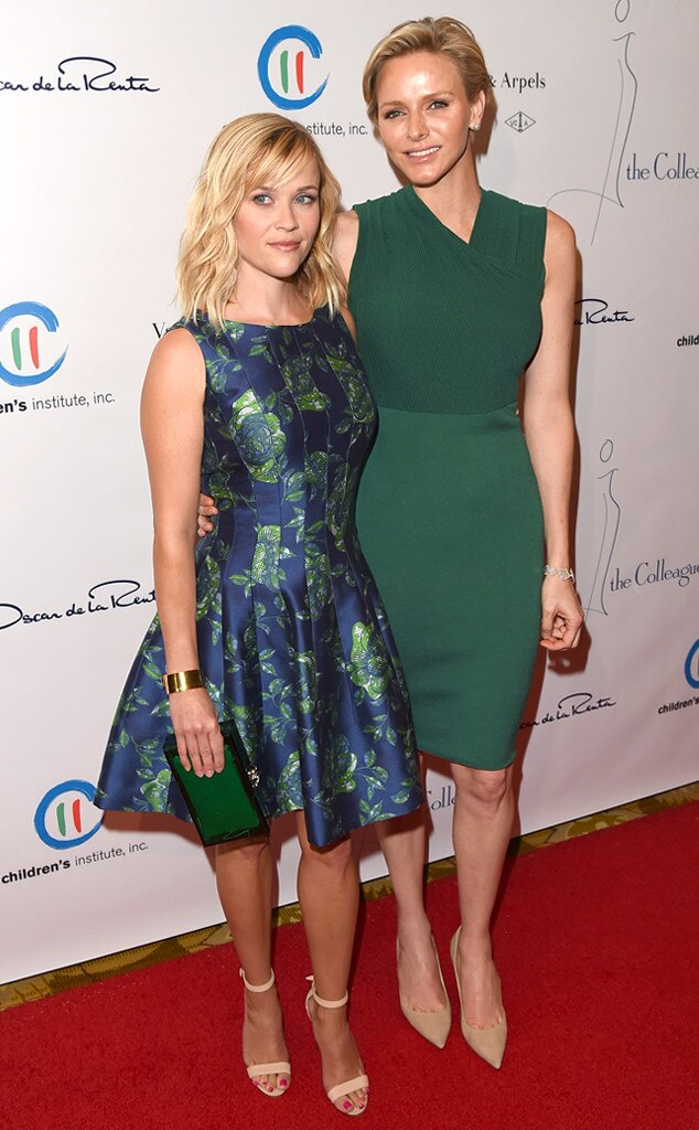 Reese Witherspoon, Princess Charlene of Monaco