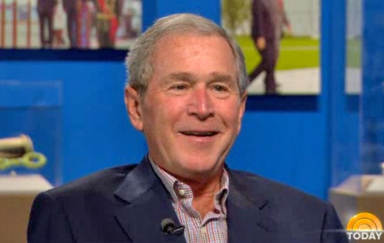 George W. Bush, Today Show
