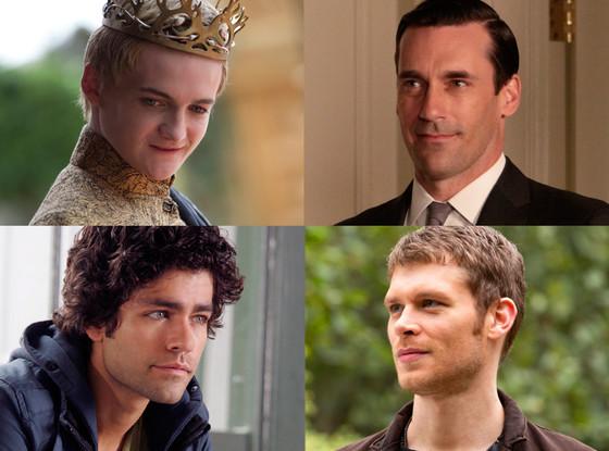 Mad Men, Game of Thrones, Entourage, The Originals