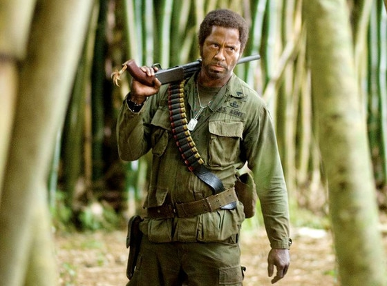Tropic Thunder, Robert Downey Jr.