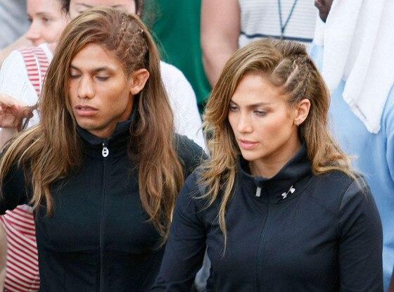 Jennifer Lopez, Stunt Doubles