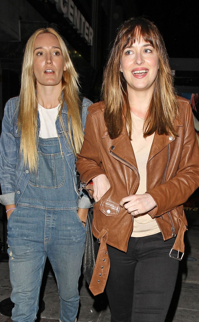 Dakota Johnson, Ruby Stewart