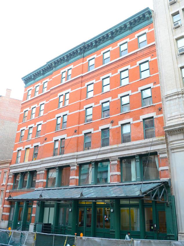 Taylor Swift, Tribeca Apartment