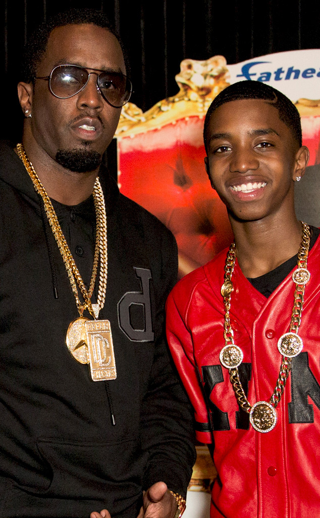 Sean 'Diddy' Combs, Christian Casey Combs