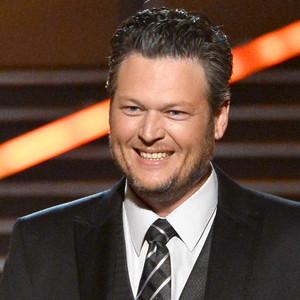 Blake Shelton, ACM Awards 2014