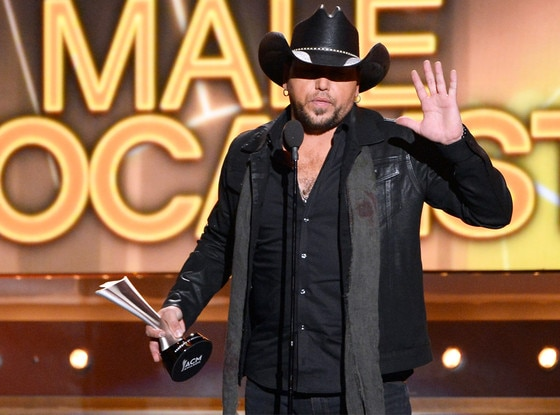 Jason Aldean, ACM Awards 2014