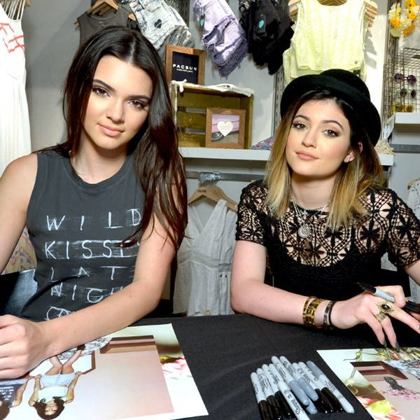 Kendall And Kylie Pacsun Meet And Greet