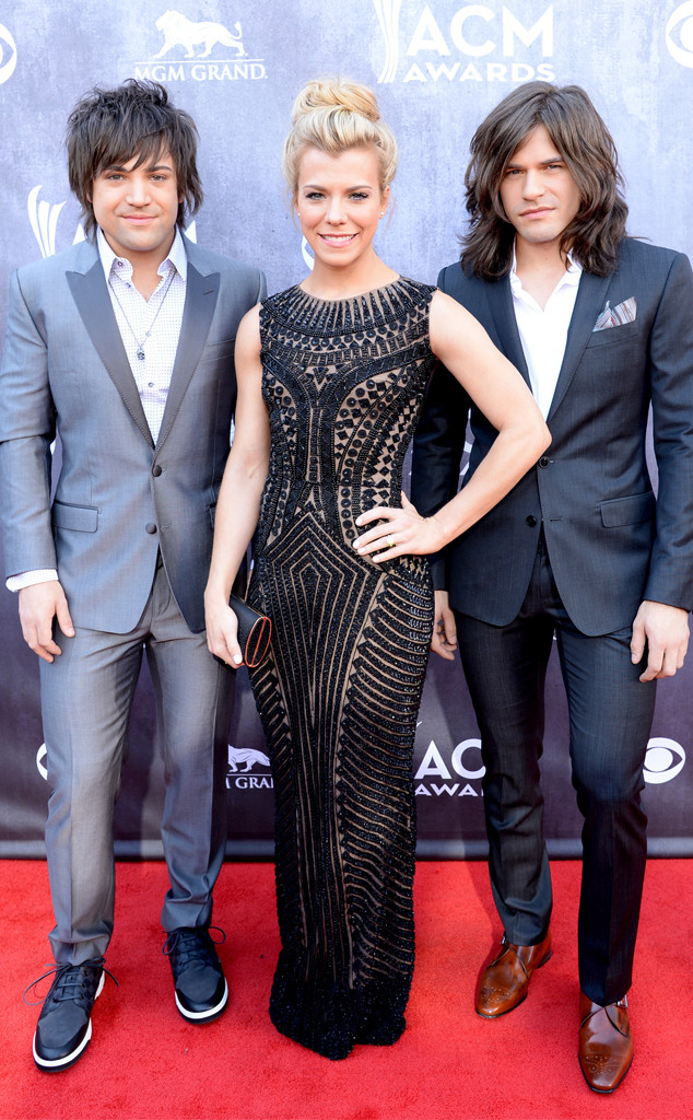 The Band Perry, ACM Awards 2014