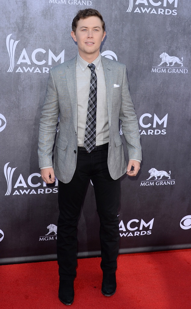 Scotty McCreery, ACM Awards 2014