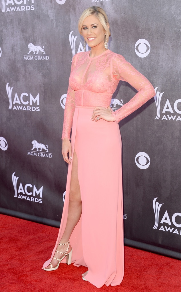 Sarah Davidson, ACM Awards 2014