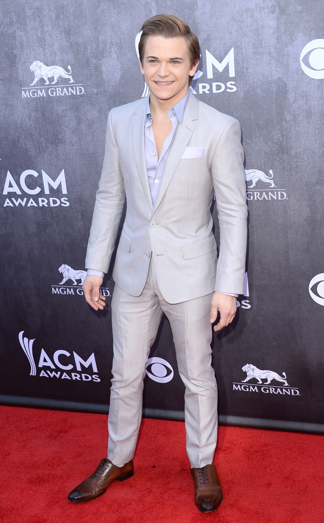 Hunter Hayes, ACM Awards 2014