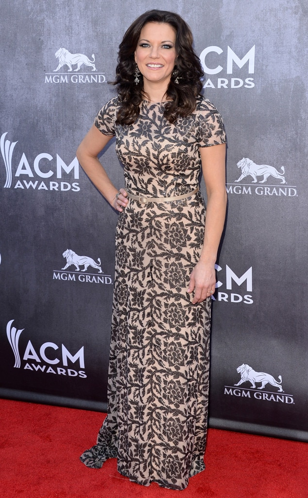 Martina McBride, ACM Awards 2014