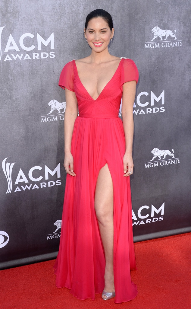 Olivia Munn, ACM Awards 2014