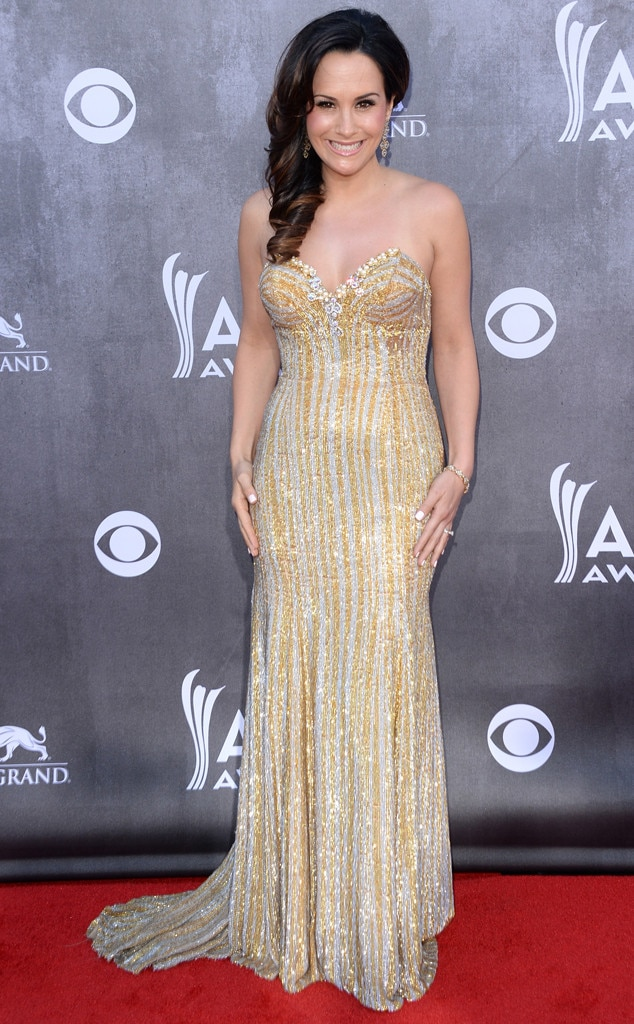 Sara Brice, ACM Awards 2014