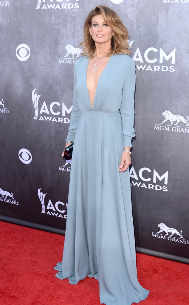 Faith Hill, ACM Awards 2014