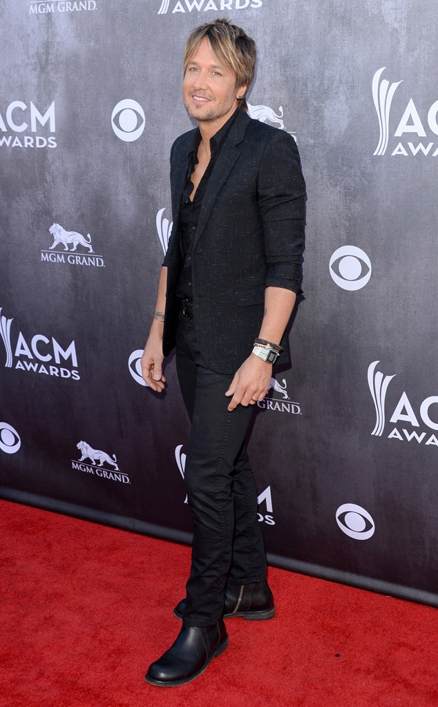 Keith Urban, ACM Awards 2014