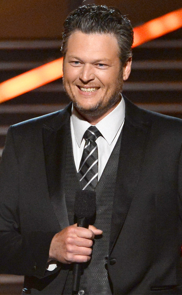 Blake Shelton, ACM Awards 2014