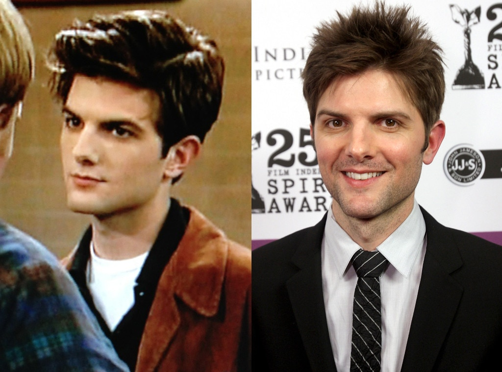 Adam Scott, Boy Meets World