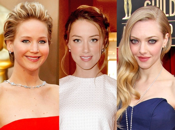 Jenny Cho - Jennifer Lawrence, Amber Heard, Amanda Seyfried