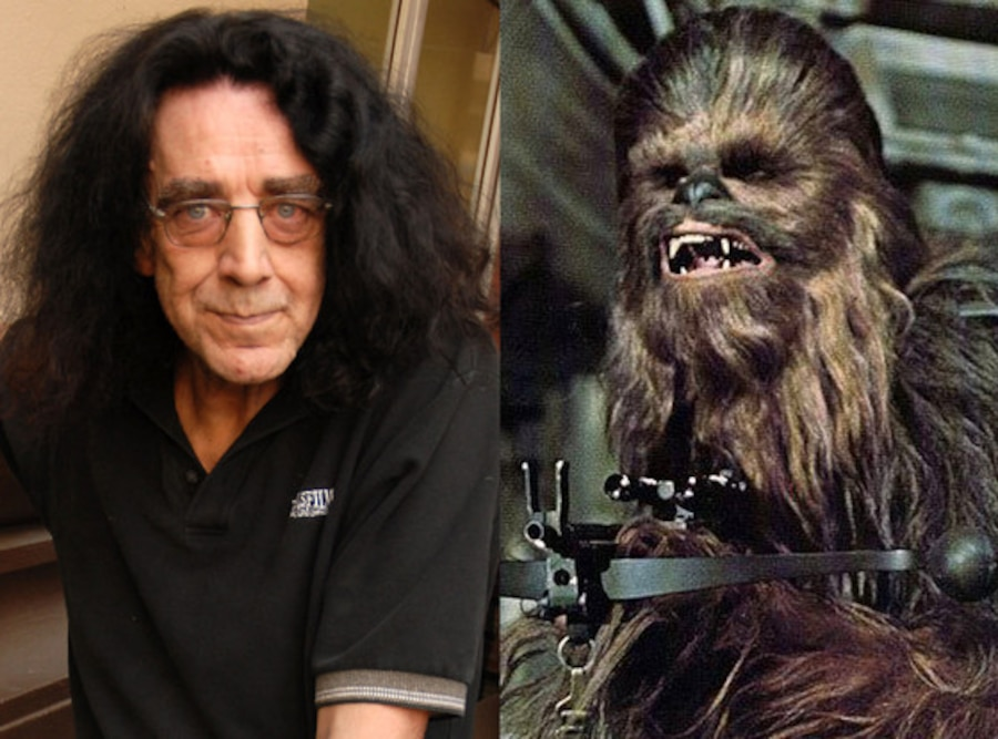 Peter Mayhew, Chewbacca