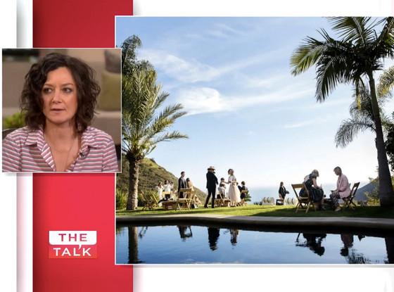 Sara Gilbert, The Talk