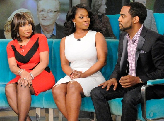 Joyce Jones, Kandi Burruss, Todd Tucker