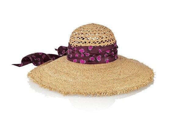 Harley Coachella, Gucci Hat