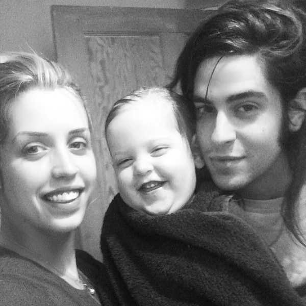 Peaches Geldof, Instagram
