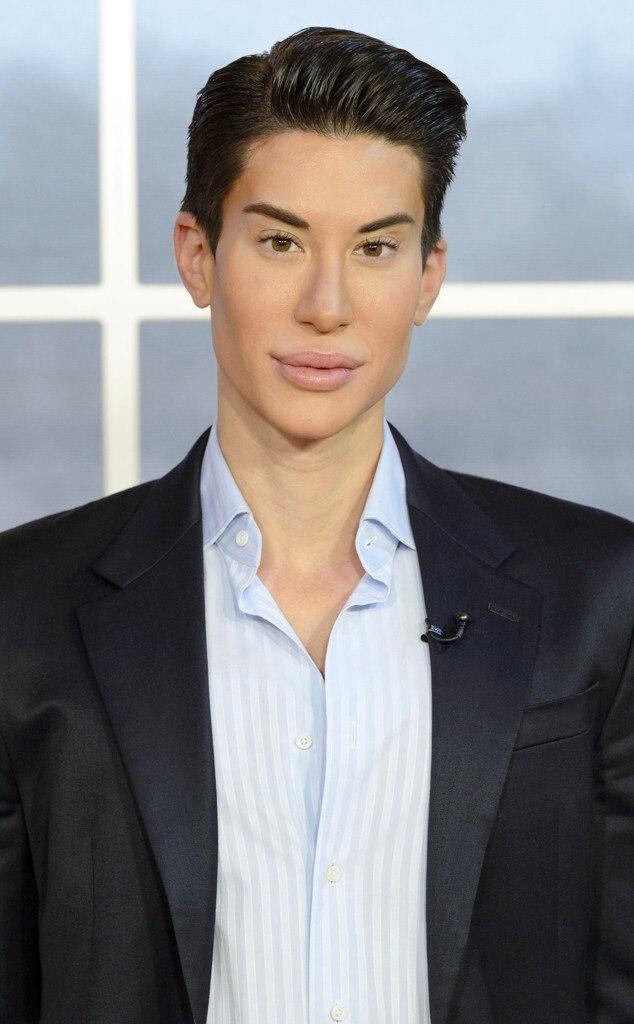 Justin Jedlica, Ken Doll