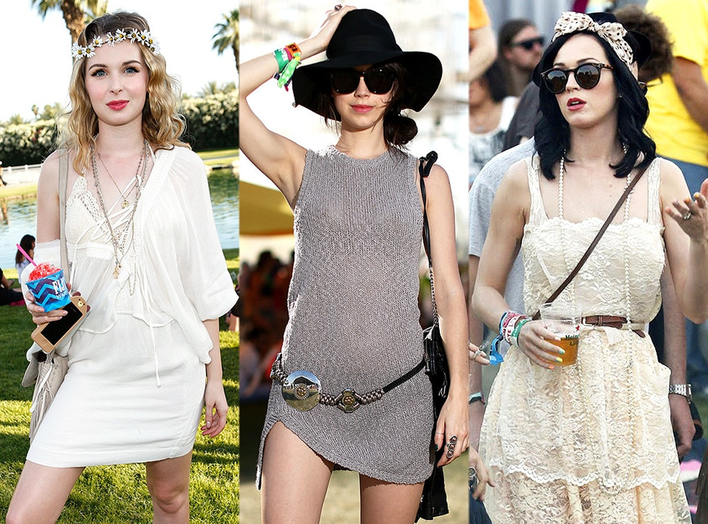 Coachella Fashion, Katy Perry