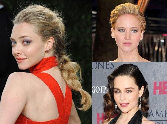 Jenny Cho - Jennifer Lawrence, Amanda Seyfried, Emilia Clarke