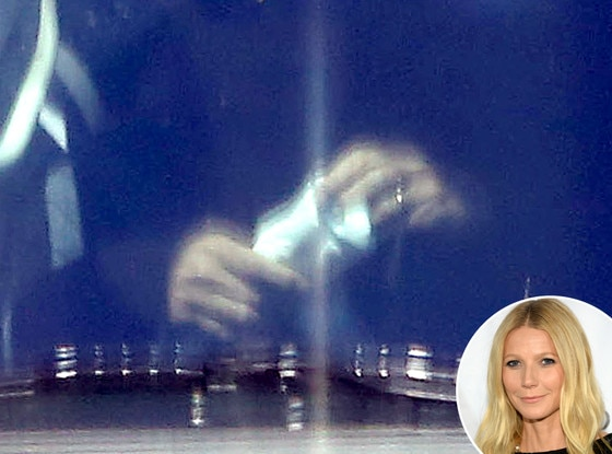Gwyneth Paltrow, Ring