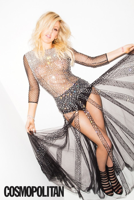 Ellie Goulding, Cosmopolitan