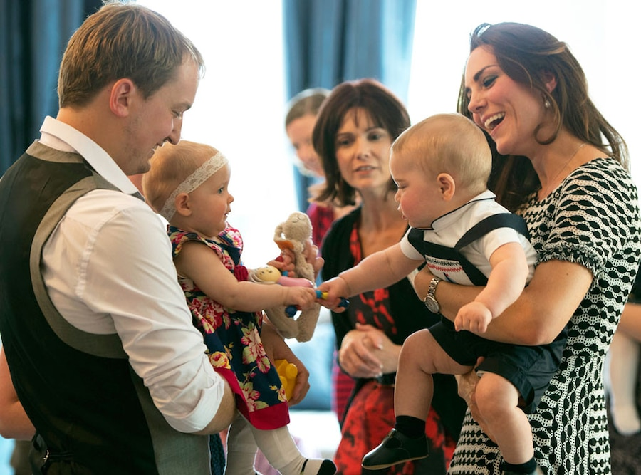 Duchess Catherine, Kate Middleton, Prince George