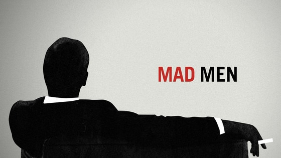soup - mad men poster