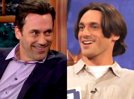 Jon Hamm, Craig Ferguson, The Big Date