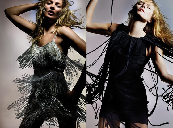 Kate Moss' Topshop Collection Has Arrived—Take a Look!