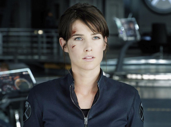 The Avengers, Cobie Smulders