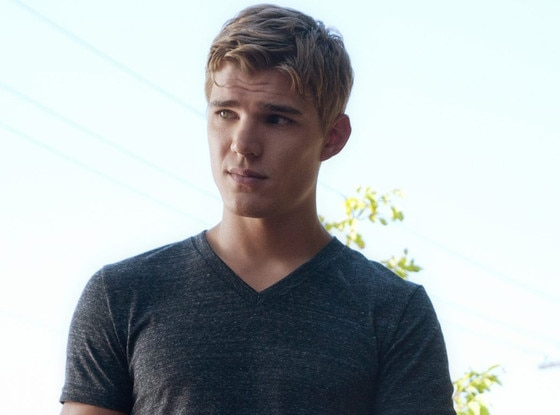 Men of the CW, Secret Circle, Chris Zylka