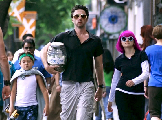 Zach Braff, Wish I Was Here