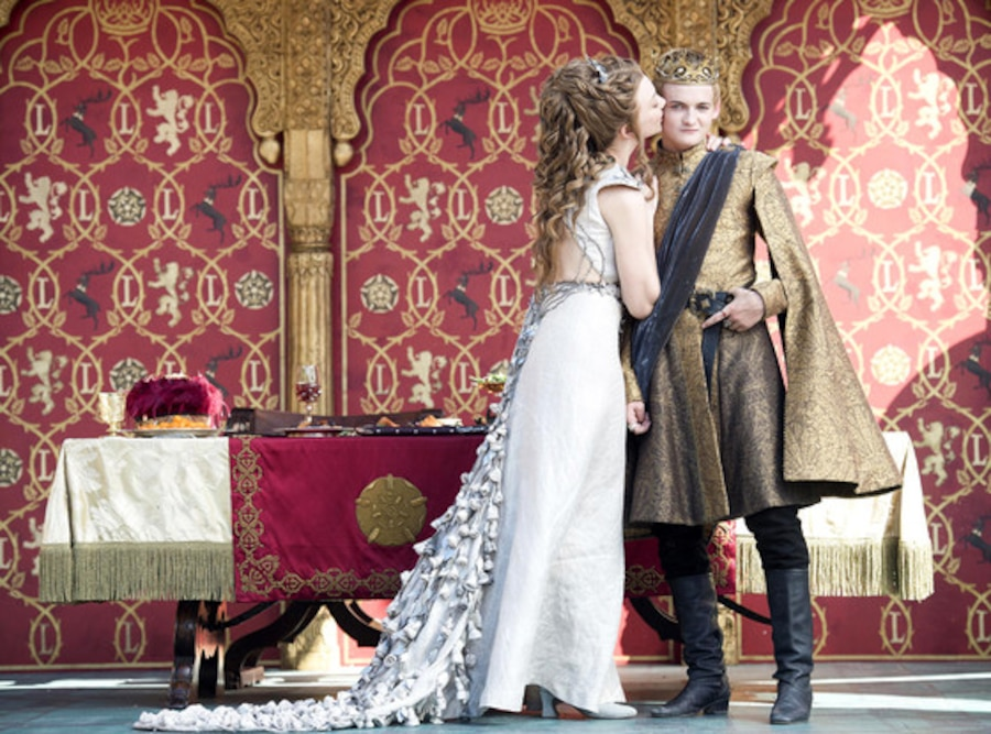 Game of Thrones, Natalie Dormer, Jack Gleeson