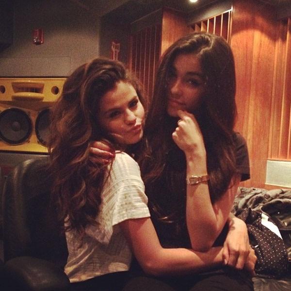 Selena Gomez, Madison Beer, Instagram